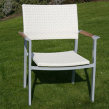 Bali Chair with synthetic fiber